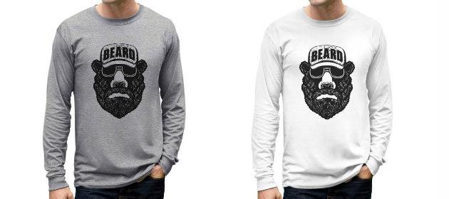 idée cadeau cadeau barbe &quot;width =&quot; 630 &quot;height =&quot; 280 &quot;/&gt; </p> <p> <strong> TeeStars Beard + Bear Long Sleeve Shirt </strong> est l&#39;une des plus grandes percées de conception de 2016. Donner comme cadeau à votre ami ou membre de la famille avec la barbe et la moustache sera certainement apprécié et porté avec fierté. </p> <p> <strong> Où acheter: <span style=