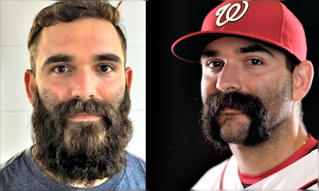 """danny espinosa mlb barbe et moustache """"width ="""" 650 """"height ="""" 390 """"/>    <figcaption class="""