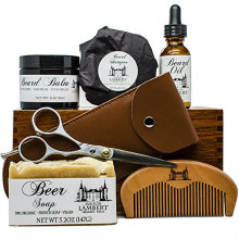 Trousse de soin barbe Maison Lambert