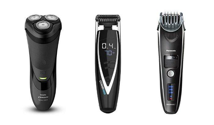 """rasoir électrique vs coupe-chaume vs coupe-barbe """"width ="""" 700 """"height ="""" 410 """"srcset ="""" https://beardresource.com/wp-content/uploads/2019/01/electric-shaver-vs-stubble-trimmer- vs-beard-trimmer.jpg 700w, https://beardresource.com/wp-content/uploads/2019/01/electric-shaver-vs-stubble-trimmer-vs-beard-trimmer-300x176.jpg 300w, https: //beardresource.com/wp-content/uploads/2019/01/electric-shaver-vs-stubble-trimmer-vs-beard-trimmer-696x408.jpg 696w """"values ="""" (largeur maximale: 700px) 100vw, 700px"""
