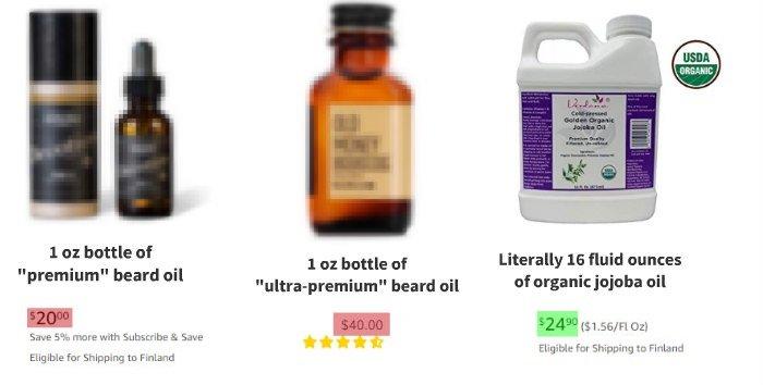 l'huile de barbe en vaut la peine