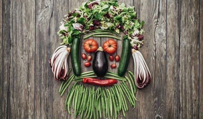 barbe végétale