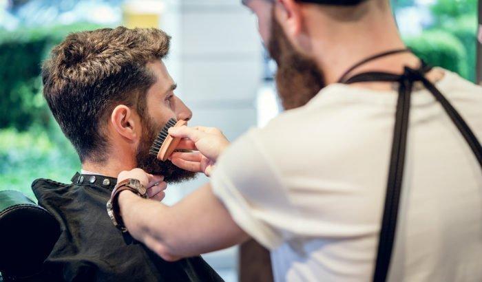 barbe brosse barber