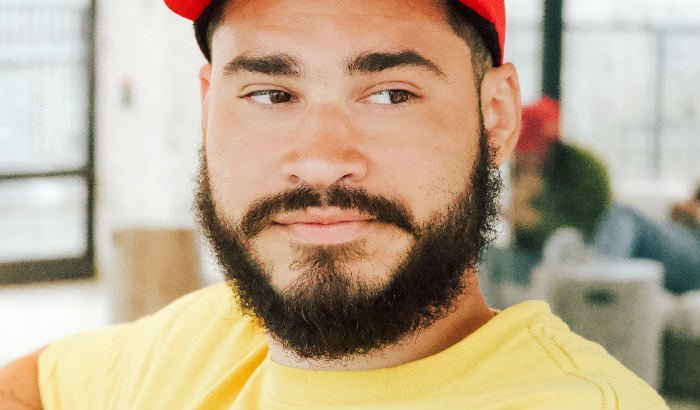 barbe naturelle de 8 semaines