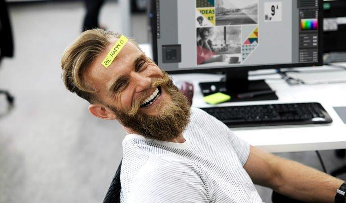 barbe de bureau