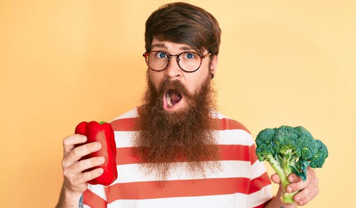 nutriments pour la barbe