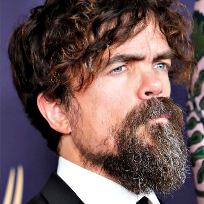 barbiche touffue peter dinklage