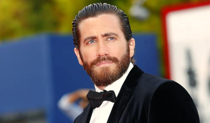 style de barbe complète de jake gyllenhaal
