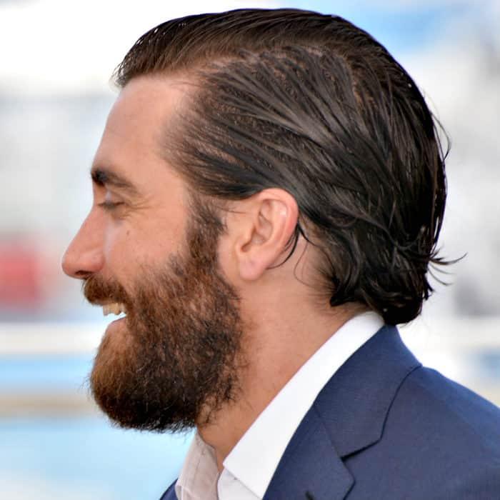 barbe pleine naturelle de jake gyllenhaal