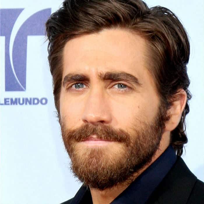 style de barbe courte jake gyllenhaal