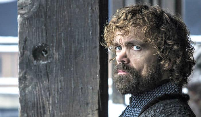 tyrion barbe courte