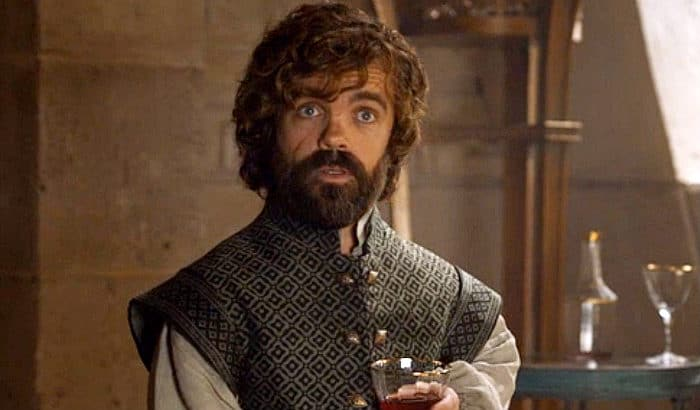 style barbe tyrion lannister