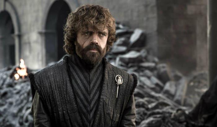 tyrion lannister barbe de queue de canard