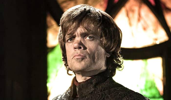 tyrion lannister forme du visage