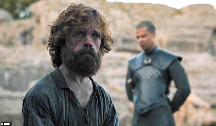 tyrion avec barbe touffue