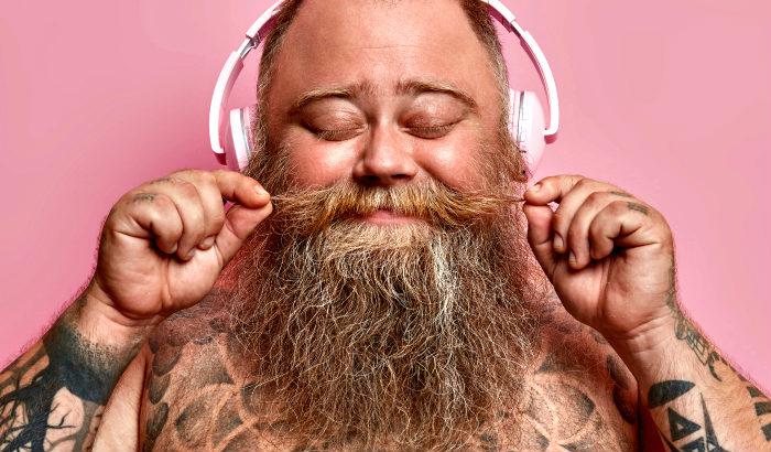 barbe hongroise touffue
